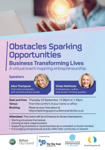 1416-Obstacles Sparking Opportunity V5 A5 Email flyer