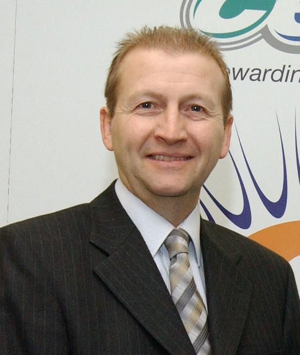 Professor Alan Lennon OBE