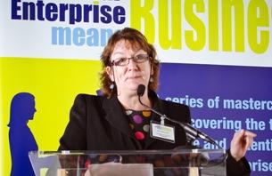 Mary McKee OBE