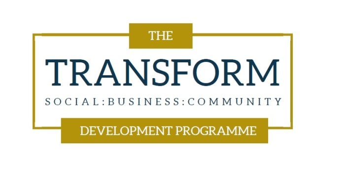 Funding Available for 21-22 TRANSFORM Development Programme